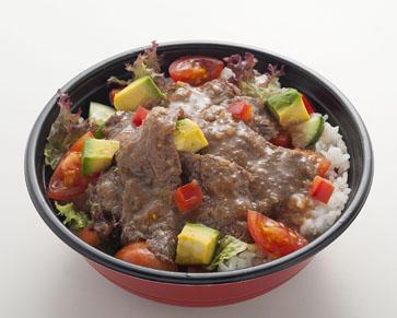 Yakiniku Beef Don1307