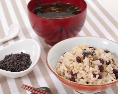玄米をおいしく炊く1602