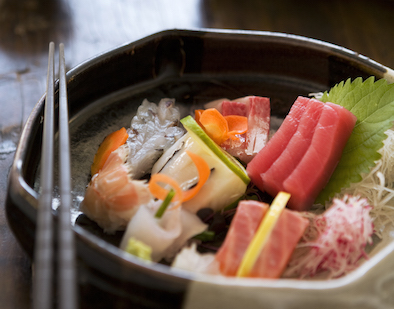 sashimi assorted1602